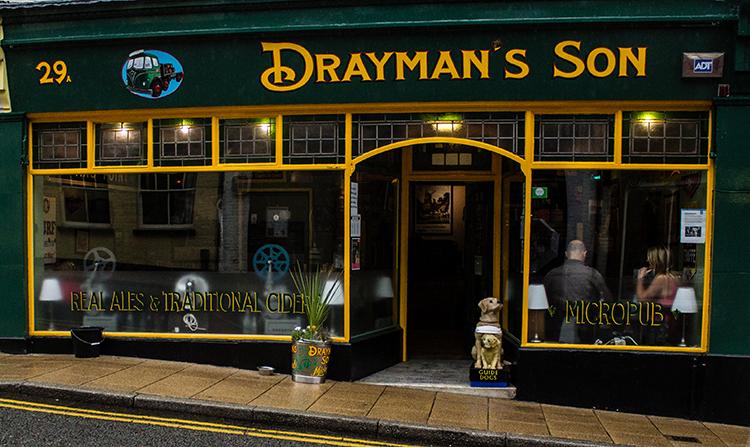 Drayman's Son