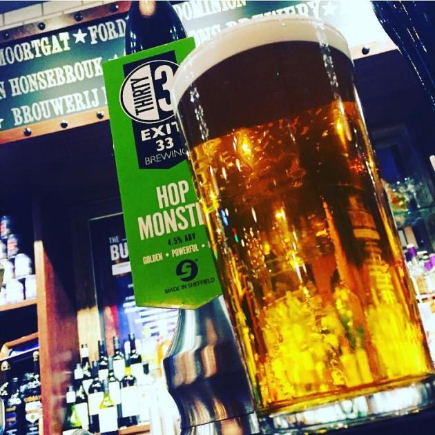 Hop-Monster