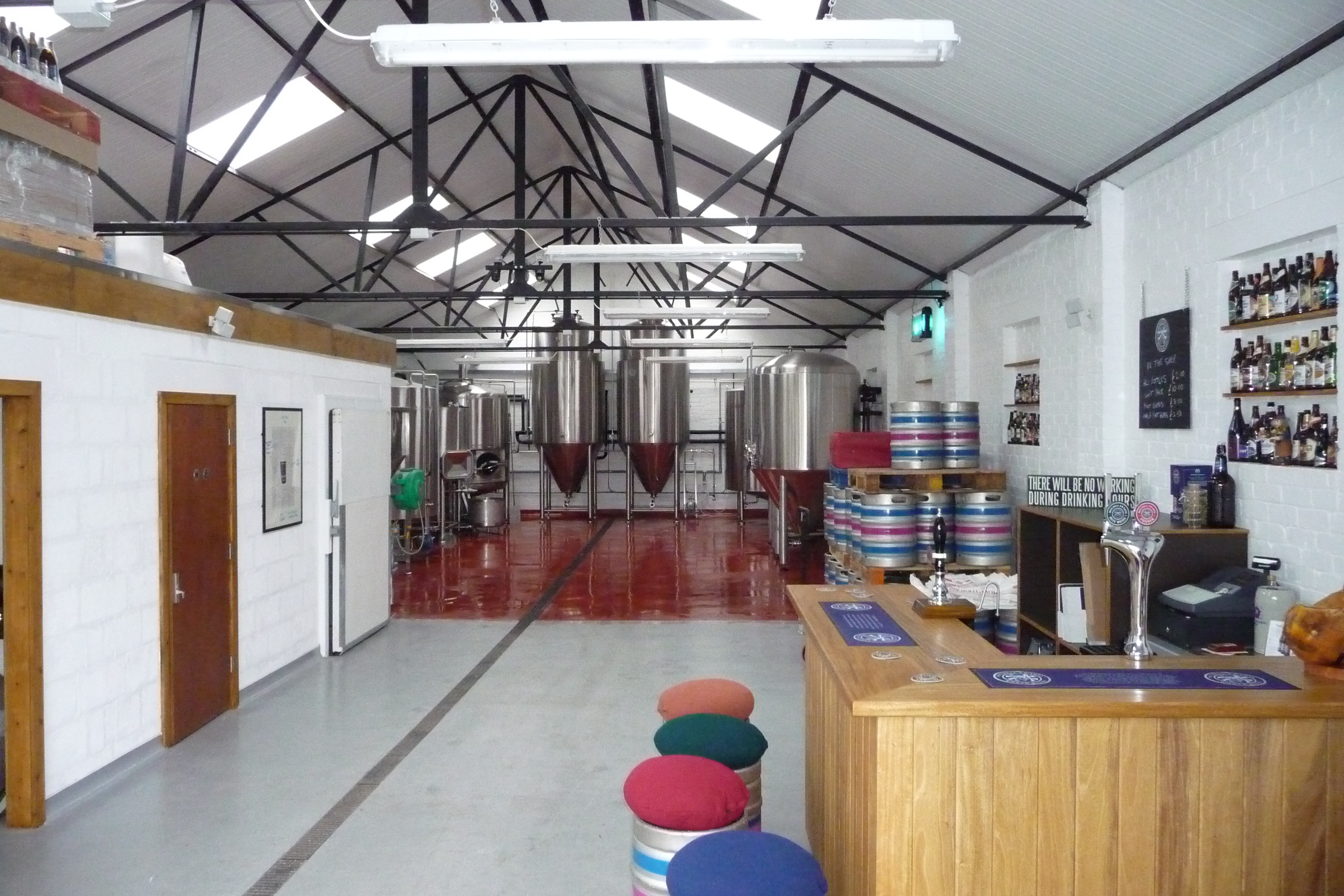 Tractor Shed Brewing Micropub And Microbrewery Association