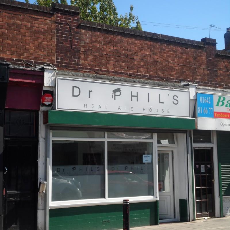 Dr Phil's Alehouse