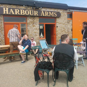 harbour-arms