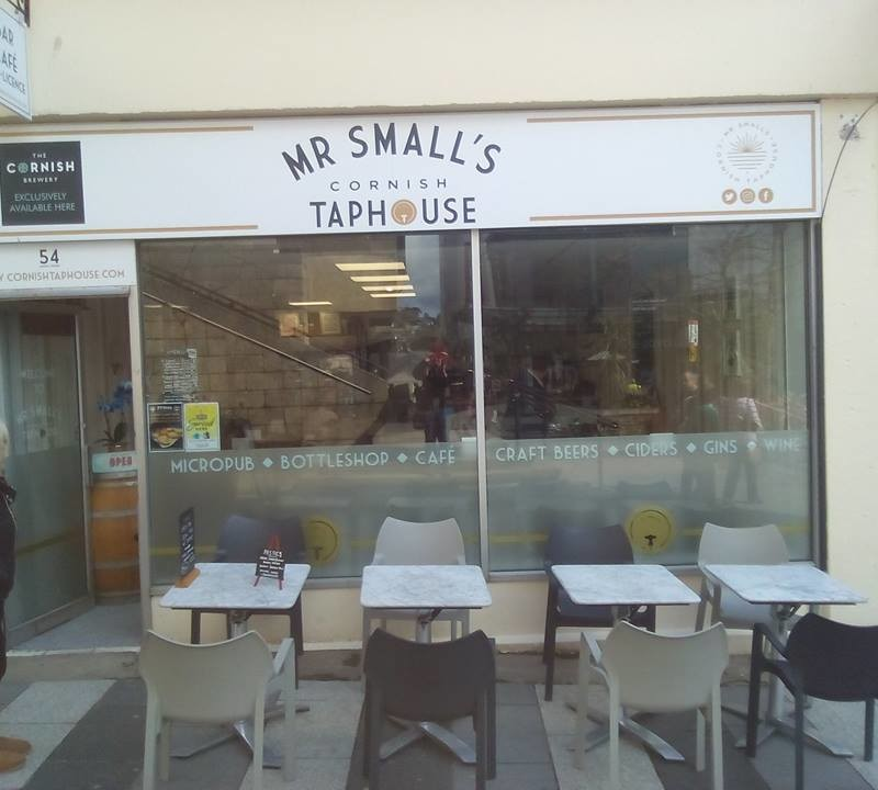 Mr Small's Cornish Taphouse