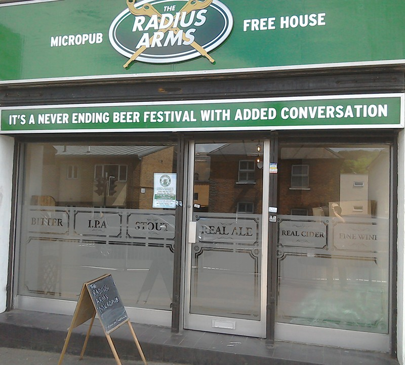The Radius Arms Micropub